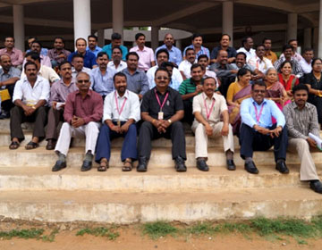 The Batch of alumni of 1988 – 1992 had a get together along with an inaugural meeting in our college campus on 02 Aug 2014.