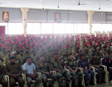 Combined Annual Training Camp cum Republic Day Selection Camp (RDC), on 17 - 26 Aug 2019
