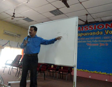 Aptitude Training  by Mr.Thanikachalam