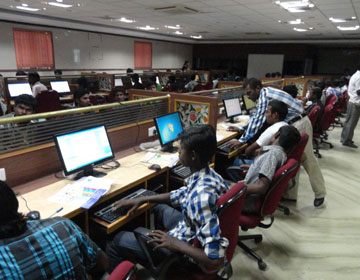 Placement Oriented Test (NACTECH) Conducted by Nasscom