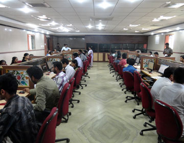 Placement Oriented Test (AMCAT) Conducted by Aspiring Minds