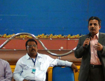 Training Co-operation by Ramco Systems, Chennai