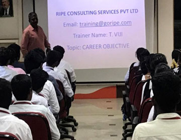 "Career Development Training, by ""RIPE Consulting Services Pvt.Ltd"", on 22 - 26 Jul 2019"